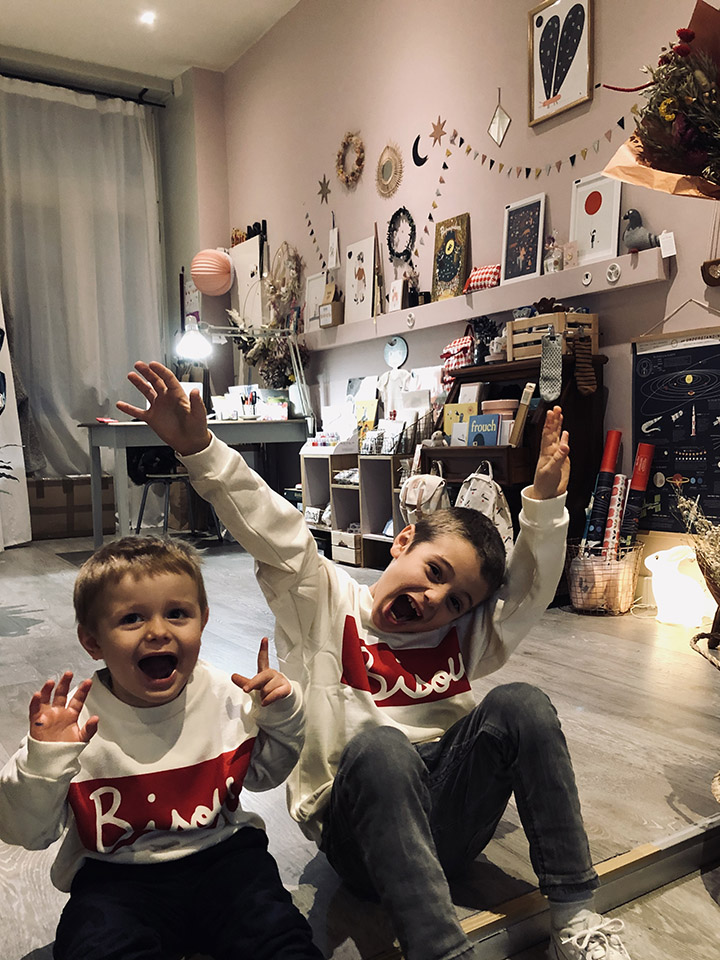 petits garçons boutique